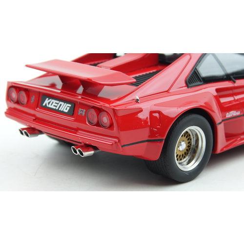 GT Spirit GT Spirit Koenig 308 Special Rood 1:18 - Nieuw