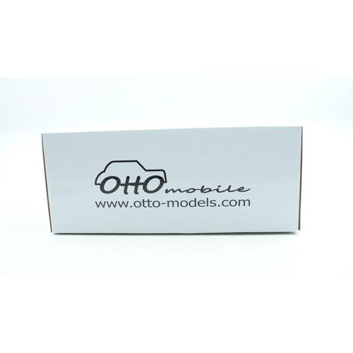 Otto mobile Otto mobile Renault 克里奥V6 Ph.2钛灰色1:18