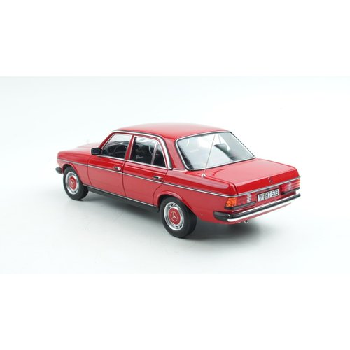 Norev Norev Mercedes-Benz 200 W123 1982 Rot 1:18