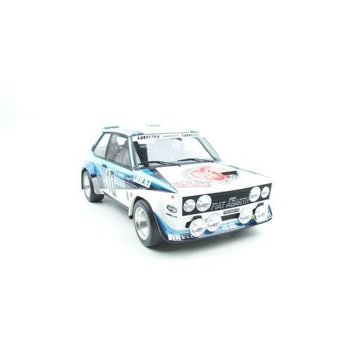 Otto mobile Otto Mobile Fiat 131 Abarth RMC # 10 1980 1:12