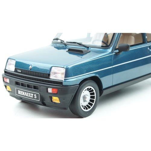 Otto mobile Otto Mobile Renault 5 Alpine Turbo 1984 كحلي 1:12