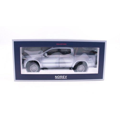 Norev Norev Mercedes-Benz X-Klasse 2017 Silber 1:18