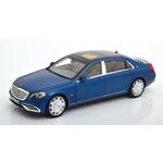 Norev Norev Mercedes-Benz Maybach S650 2019 নীল 1:18