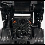 NZG NZG Scania 730 V8 Car Transporter أسود 1:18