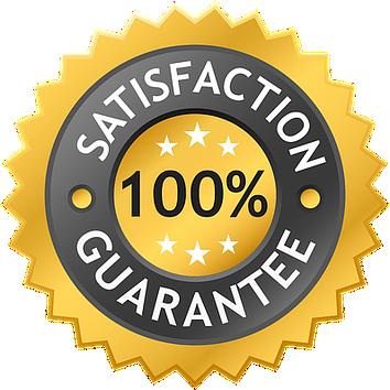 100% kwaliteit garantie