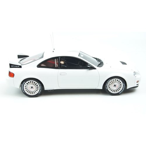 Otto mobile Otto Models Toyota Celica ST205 (GT-Four) Wit 1:18 Asia Special edition