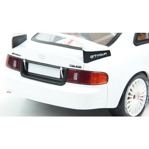 Otto mobile Otto عارضات ازياء Toyota سيليكا ST205 (جي تي فور) أبيض 1:18 طبعة آسيا الخاصة