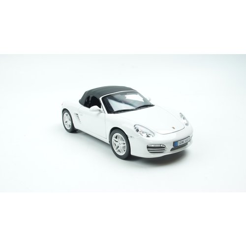 Norev Norev Porsche বক্সস্টার এস রিসাইলিং ২০০ হোয়াইট 1:18