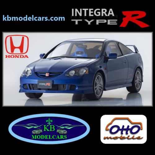 Otto mobile Otto Mobile Honda ইন্টিগ্রে প্রকার আর (ডিসি 5) নীল 1:18 (এশিয়া বিশেষ সংস্করণ)
