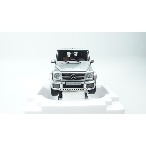 AUTOart AUTOart Mercedes-Benz G63 2017 রূপা 1:18
