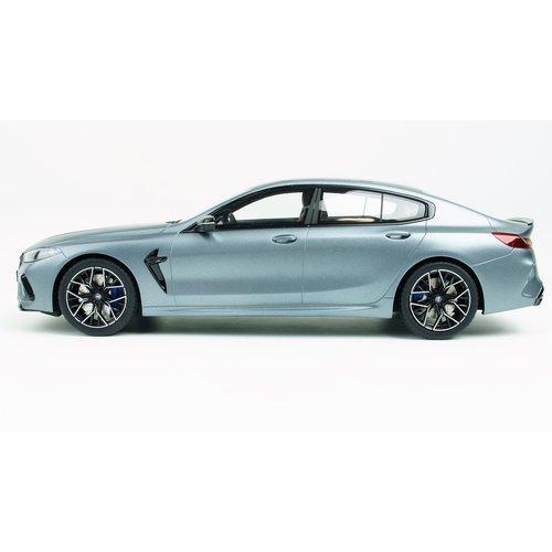 GT Spirit GT Spirit BMW এম 8 গ্রান কপ - হিমায়িত ব্লুস্টোন ধাতব 1:18