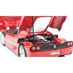 Bburago Bburago Ferrari F50 سبايدر ريد 1:18