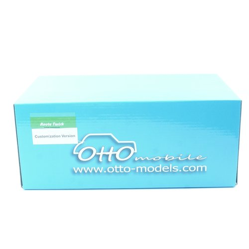 Otto mobile Otto Mobile Honda Civic Type R EK9 Wit 1:18