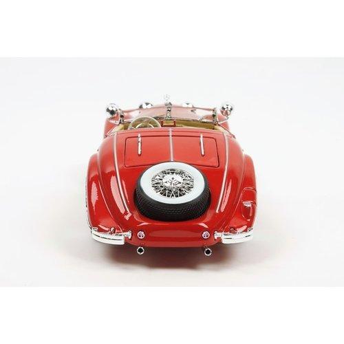 Maisto Maisto Mercedes-Benz 500 কে স্পেশাল রোডস্টার 1936 লাল 1:18