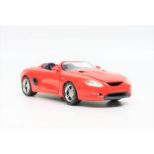 Maisto Maisto Ford Mustang Mach 3 Oranje 1:18 in doos