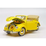 Maisto Maisto Volkswagen বিটল রূপান্তরযোগ্য 1951 হলুদ 1:18