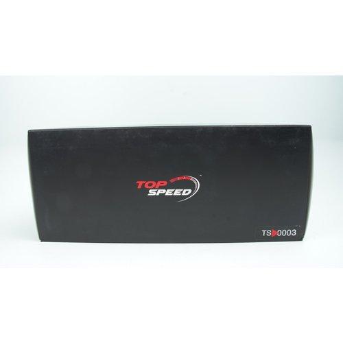 Top Speed Top speed Toyota Supra GR V1.0 Pandem Wit 1:18