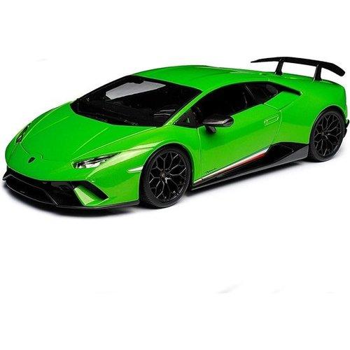 Maisto Maisto Lamborghini Huracan Performante Groen 1:18