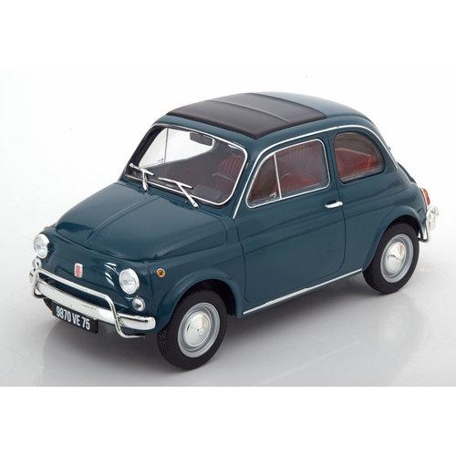 Norev Norev Fiat 500 1968 ফিরোজা 1:18