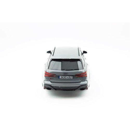 Minichamps Minichamps Audi আরএস 6 অবান্তর গ্রে ray 1:18