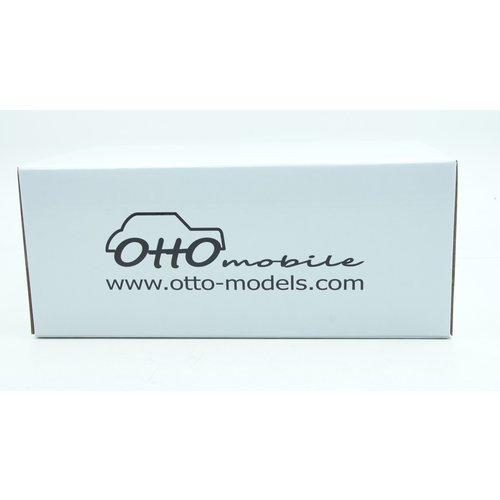 Otto mobile Otto Mobile Toyota সেলিকা জিটি-ফোর (ST165) ট্যুর ডি কর্স 1991 # 15 হোয়াইট 1:18