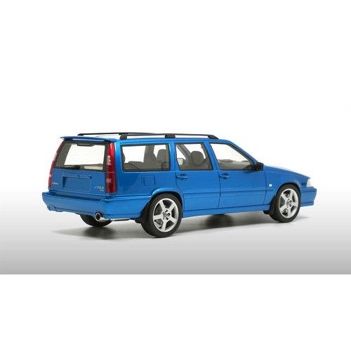 DNA DNA Collectibles Volvo V70 R Blauw 1:18