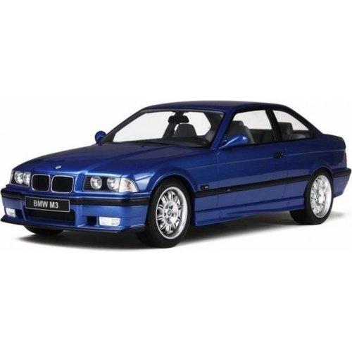 GT Spirit GT Spirit BMW M3 (E36) 3.2 Albastru 1:8 - Precomandă trimestrul IV 4