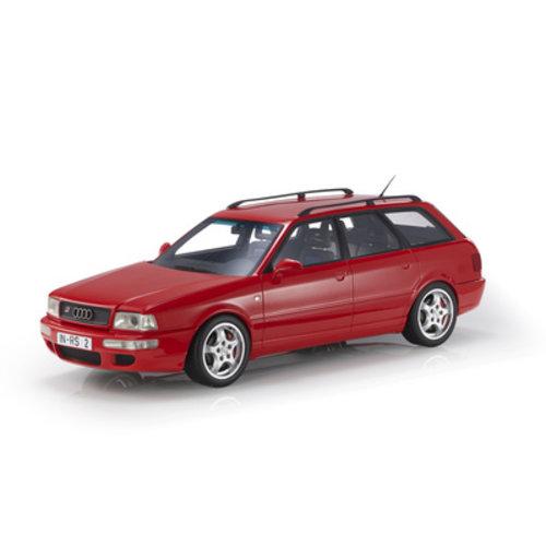 LS Collectibles LS Collectibles Audi আরএস 2 অবান্তর লাল 1:18 - প্রাক অর্ডার 1 ম কোয়ার্টার 2022