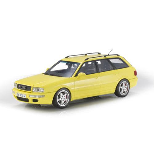 LS Collectibles LS Collectibles Audi আরএস 2 অবন্ত হলুদ 1:18 - প্রাক অর্ডার 1 ম কোয়ার্টার 2022