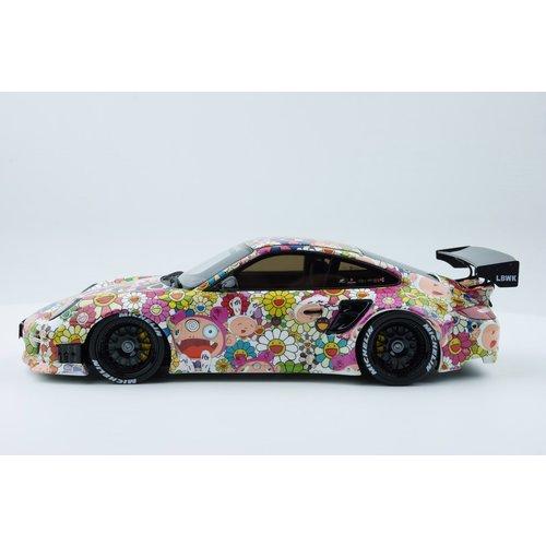 GT Spirit GT Spirit Porsche 911 এলবিডাব্লু কে জাদেন কাইকাই কিকি 1:18