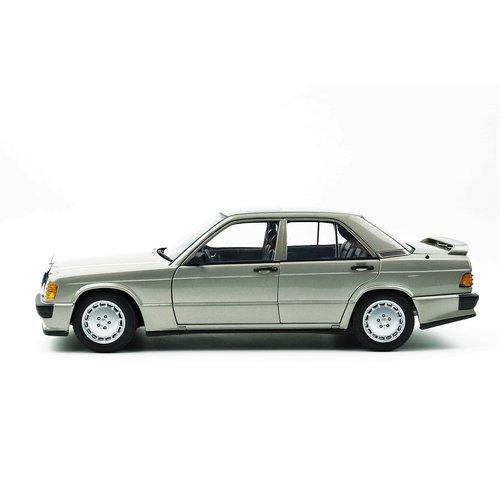 AUTOart AUTOart Mercedes-Benz 190E 2.3-16 W201 Rauchsilber Metallic 1:18