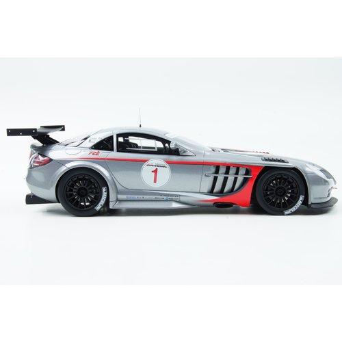GT Spirit GT Spirit Mercedes McLaren SLR 722 GT 1 GT Trophy Alesic 1:18
