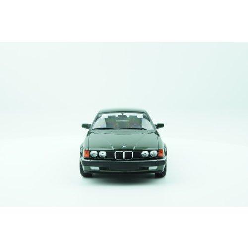 Minichamps Minichamps BMW 730i (E32) 1986 সবুজ ধাতব 1:18