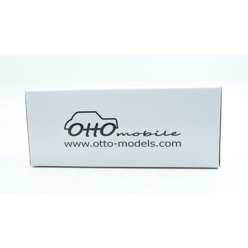 Otto mobile Otto Mobile Volkswagen Golf 1 Oettinger Alpine White 1:12