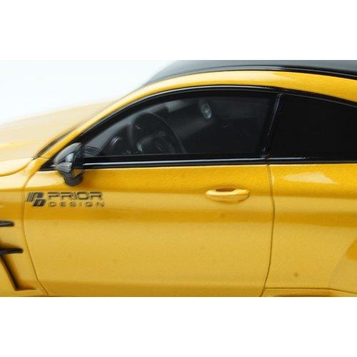 GT Spirit GT Spirit Mercedes Benz C-Klasse W205 Prior Design Solar Beam 1:18