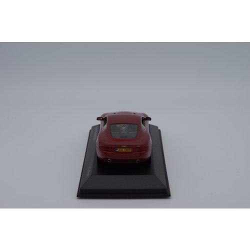 Minichamps Minichamps Aston Martin DB9 লাল 1:43