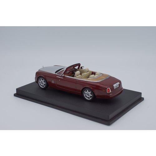Minichamps Minichamps Rolls Royce Phantom Drophead Rood 1:43