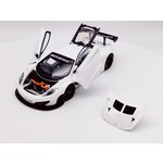 AUTOart AUTOart McLaren 12C GT3 Bianco 1:18