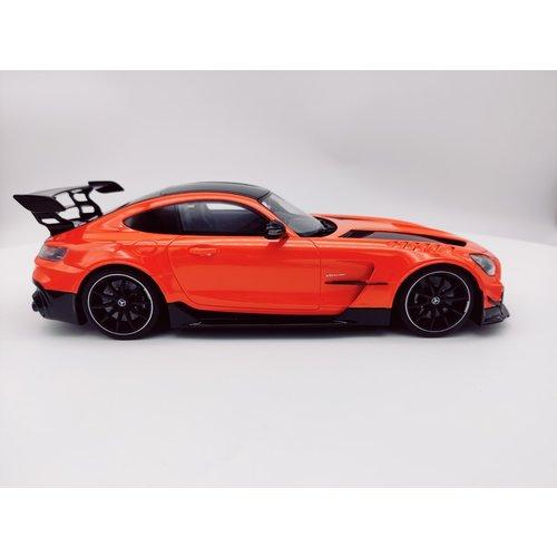 GT Spirit GT Spirit Mercedes-Benz AMG GT-R Black Series 2021 Orange 1:18