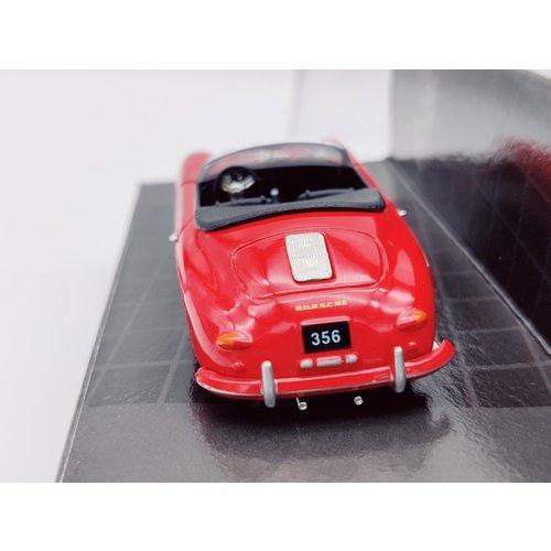 Corgi Corgi Porsche 356 Roșu deschis 1:43