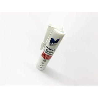 Versandmetall Hightech lijm en afdichtmiddel -290ml, wit