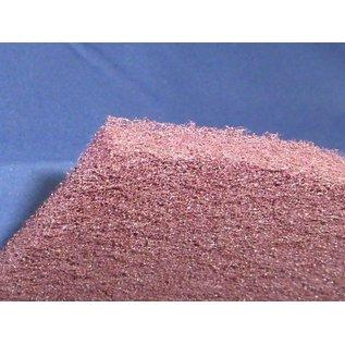 Versandmetall Schleifvlies 115 mm Edelstahl Reinigen durch schleifen , Schliffbild Kratzer entfernen