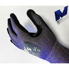 Versandmetall Handschoenen snijbescherming maximum snijbescherming, Blauw