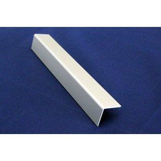 Versandmetall Hoekprofiel Aluminium gezet 90° lengte tot 2000 mm