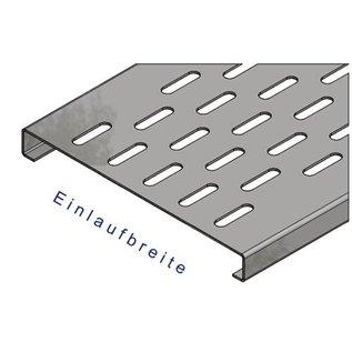 Versandmetall Sleufrooster voor afvoerkanalen zonder goot voor lijnafwatering van oppervlakken