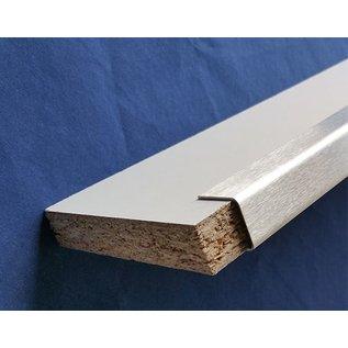 Versandmetall Eindprofiel U-Profiel gemaakt van roestvrij Staal voor Plaatmateriaal van 10 mm tot 40 mm