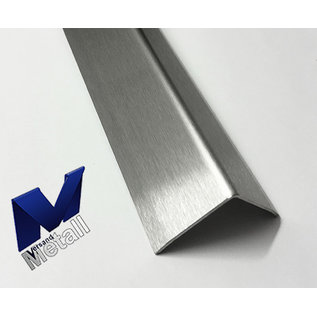 Versandmetall Sparset Kantenschutzwinkel 3-fach gekantet 15 x 15x 1,0 mm Länge 2500 mm K320