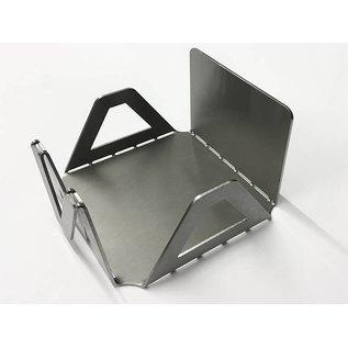 Versandmetall Roestvrijstalen slipbox serie VM voor zelfbuigen van hoogwaardig roestvrij staal
