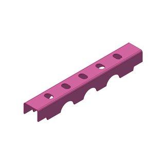 Versandmetall Reinforcement Series F (Fx) 190/25 gemaakt van roestvrij staal - Voor sleufbreedte 190 mm