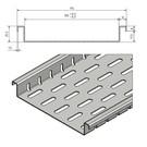 Versandmetall Sparsets Drainage Forme Fx2 avec perforation inférieure seulement 25.5mm de haut dans la largeur d'entrée d'aluminium 150mm
